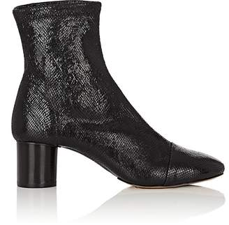 Isabel Marant Women's Datsy Leather Ankle Boots