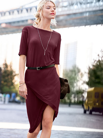 Victoria's Secret Supermodel Essentials Dolman-sleeve Dress