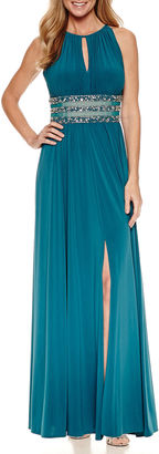 R & M Richards Sleeveless Evening Gown $120 thestylecure.com