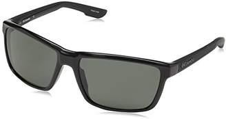 Columbia Men's Zonafied P Polarized Rectangular Sunglasses