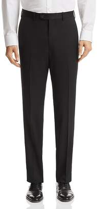 Bloomingdale's The Men's Store at Classic Fit Wool Dress Pants - 100% Exclusive