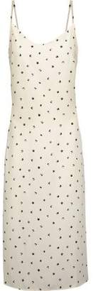 Kain Label Vanessa Printed Satin Midi Dress