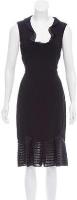 Valentino Embellished Cocktail Dress