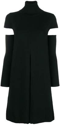 Roberto Collina cut-out detail dress