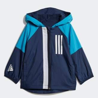 adidas (アディダス) - ミニミー WNDジャケット