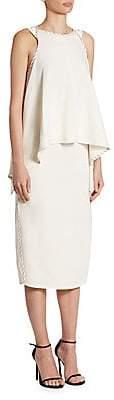 Victoria Beckham Women's Sleeveless Midi Dress