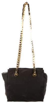 Gianfranco Ferre Small Nylon Shoulder Bag