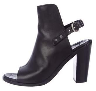 Rag & Bone Leather Slingback Strap Sandals