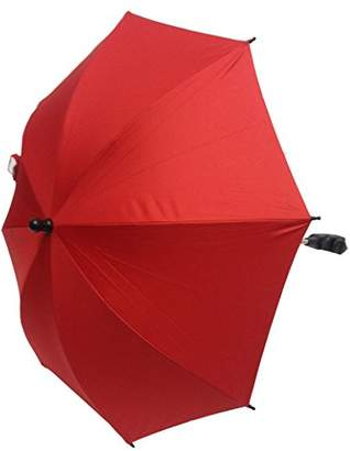 Bugaboo Shop for Baby Parasol Compatible with Stroller Buggy Pram Red