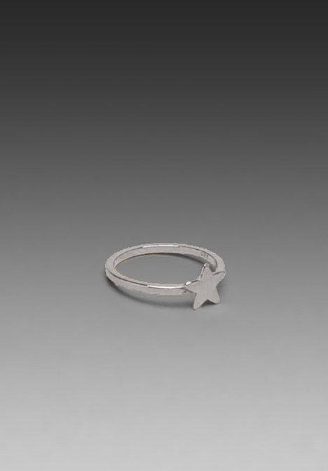 Gorjana Star Ring Small