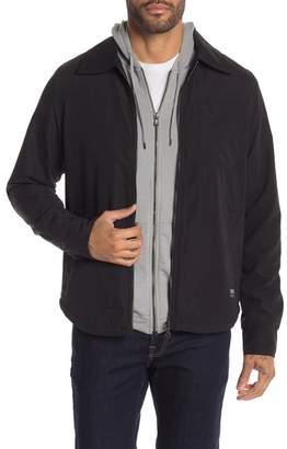 Ezekiel Legacy Faux Shearling Lined Jacket