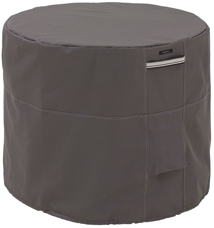Classic Accessories Ravenna Round Air Conditioner Cover - Outdoor