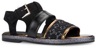 Geox D Kolleen Braided Sandals