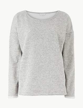 Marks and Spencer Fleece-lined Lounge Top