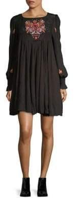 Free People Mohave Mini Dress
