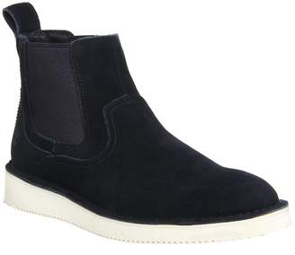 Timberland Chelsea X Publish Boot Black Suede