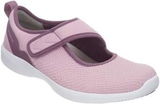 Vionic Mesh Mary Jane Slip-On Shoes - Sonnet