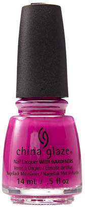 China Glaze Shades of Paradise Nail Lacquer Cabana Fever