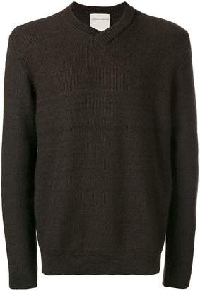 Stephan Schneider striped knitted jumper