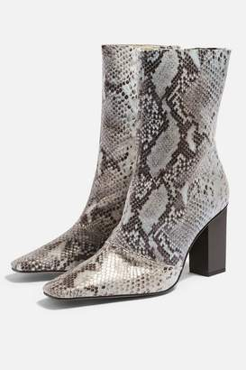 Topshop HENNA High Ankle Boots