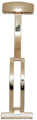 Hadley-Roma 16-mm IP Gold-Plated Deployant buckle