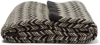 Missoni Home Ridley zigzag-knit cotton throw