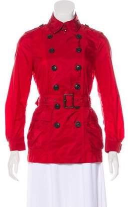 Burberry Lightweight Belted Jacket
