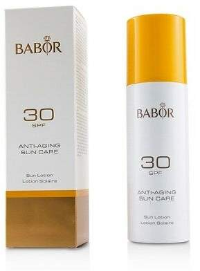 Babor NEW Anti-Aging Sun Care Lotion SPF 30 200ml Womens Skin Care