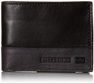 Billabong Men's Exchange Slim Bi-Fold Wallet