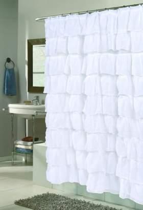 Lorraine Home Fashions 08383-SC-00001 Gypsy Shower Curtain