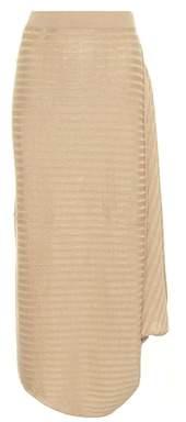 J.W.Anderson Linen skirt