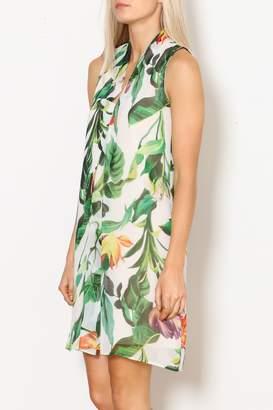 Kay Celine Tayah Multi-Colored Dress