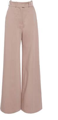 Martin Grant Wide-Leg Suit Trousers