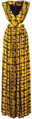 Proenza Schouler Tie Dye Long Dress
