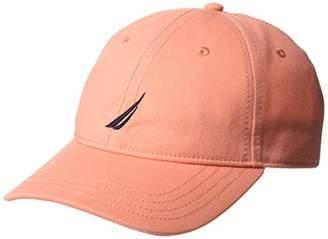 Nautica Men s Six Panel Adjustable Baseball Cap Hat e3d9c708cfd