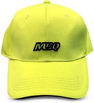 c8e4111c36d29c McQ Neon Yellow Jersey Men's Basaball Cap