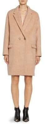 Isabel Marant Filipo Wool& Cashmere Coat
