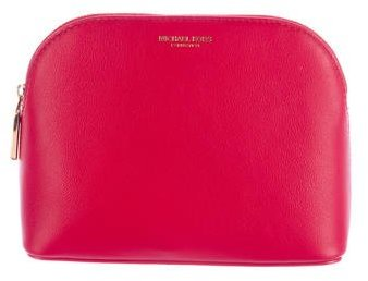 MICHAEL Michael Kors Michael Kors Leather Cosmetic Pouch