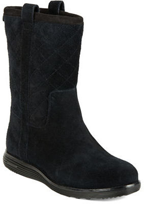 Cole Haan  Cole Haan Water-Repellent Quilted Boots