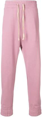 Vivienne Westwood drawstring fitted trousers