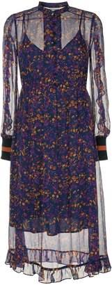 Baum und Pferdgarten poppy floral print dress