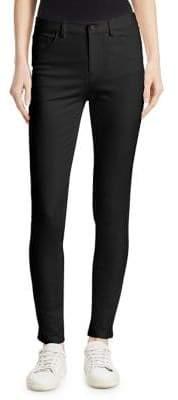 Theory Bistretch Five-Pocket Skinny Pants