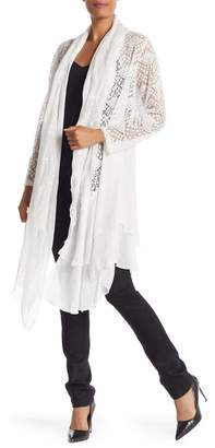 Couture Simply Lace Knit Tunic