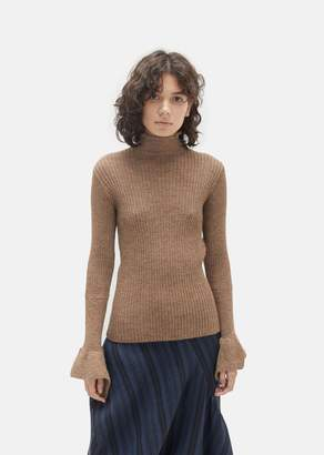 Acne Studios Raine Alpaca Knit Turtleneck