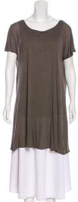 Stella McCartney Short Sleeve Tunic Top