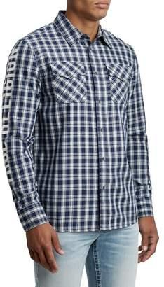 True Religion Hype TR Utility Slim Fit Shirt
