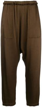 Raquel Allegra loose flared trousers