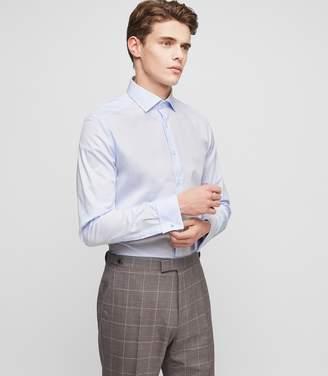 Reiss Detroller Slim Fit Double Cuff Shirt