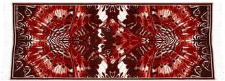 Alexander McQueen Extra Large Butterfly Scarf