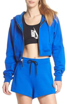 Nike Collection Terry Zip Hoodie